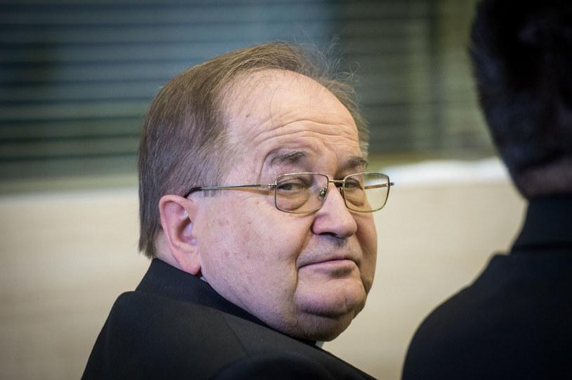 Ojciec Tadeusz Rydzyk /Jacek Domiński /Reporter