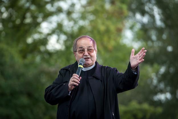 Ojciec Tadeusz Rydzyk /PAP