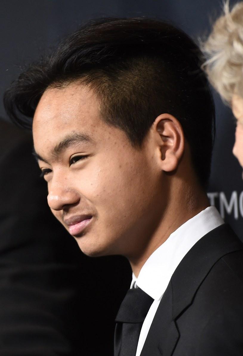 Ojczyzną adoptowanego syna Jolie - Maddoxa - jest Kambodża /AFP