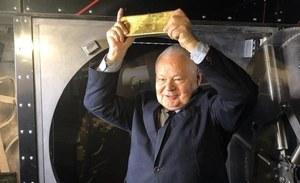 Ok. 100 ton polskiego złota sprowadzono do kraju