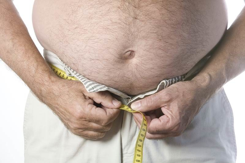 Okazało się, że Czeci mają największy problem z otyłością /DPA/Rolf W. Hapke / CHROMORANGE   /PAP