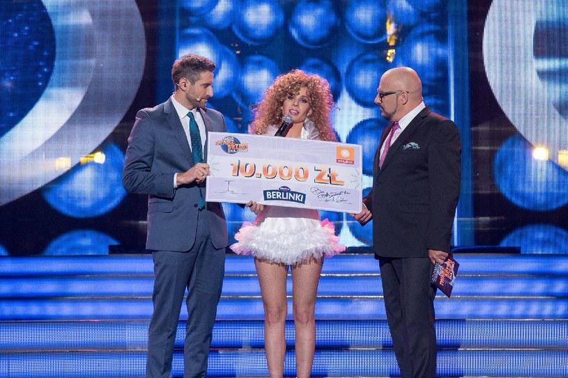 Okazało się, że jury najbardziej spodobał się występ Zofii Nowakowskiej /Polsat