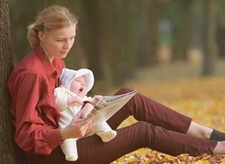 Okazuje się, że najważniejszym autorytetem jest dziś matka /INTERIA.PL
