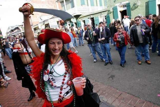 Okazuje się, że piractwo może przynosić muzykom także pewne korzyści /AFP