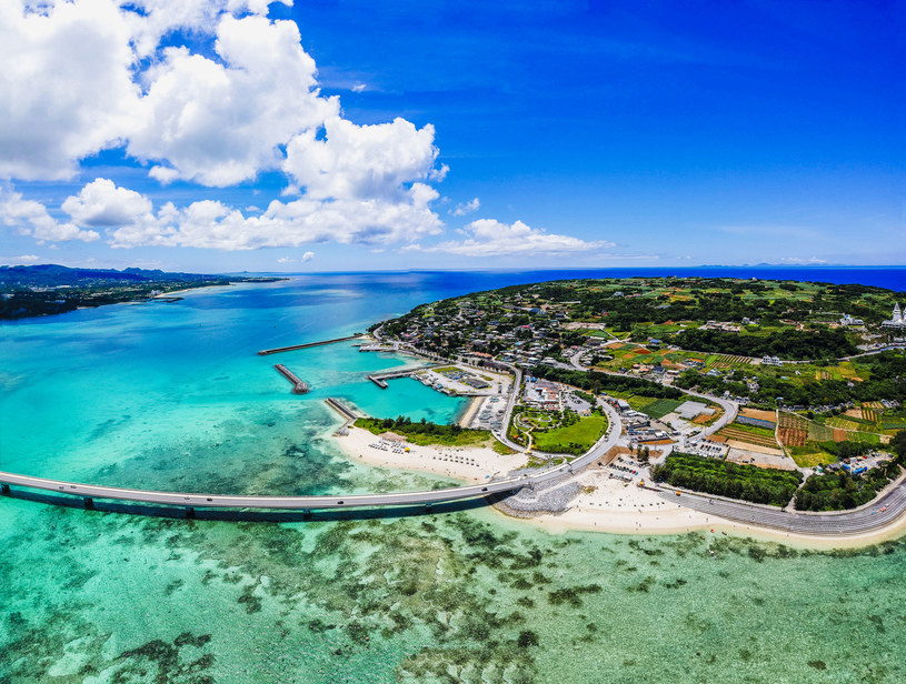 Okinawę nazywa się wyspą nieśmiertelnych, ponieważ żyje tu najwięcej stulatków /123RF/PICSEL