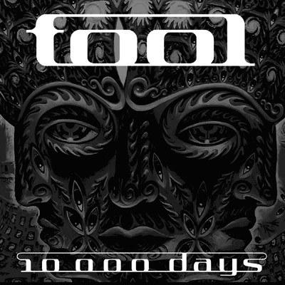 """Okładka """"10 000"""" Tool /"""