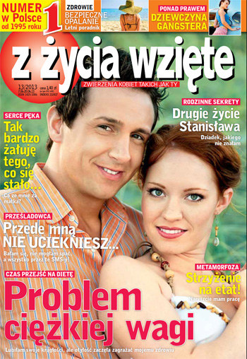 Okładka 13/2013 /Z życia wzięte
