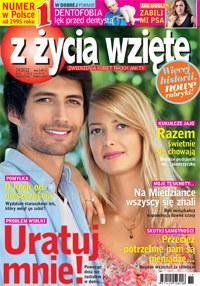 Okładka 8/2012 /Z życia wzięte