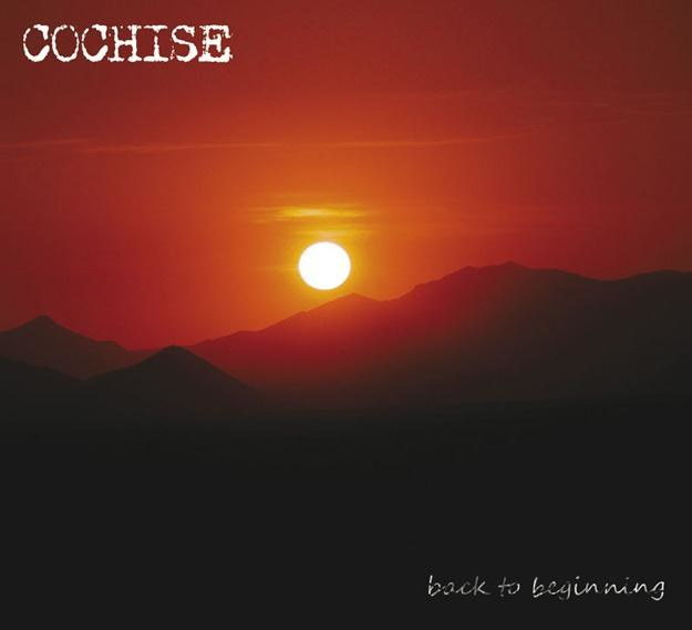 "Okładka albumu ""Back To Beginning"" Cochise /"