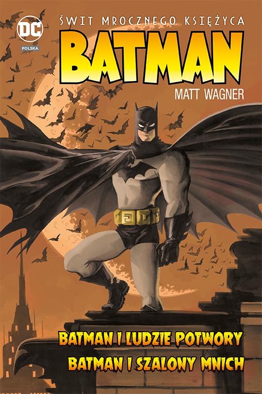 Okładka albumu Batman /materiały prasowe