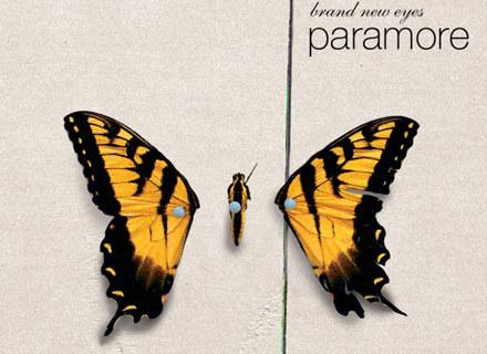 "Okładka albumu ""Brand New Eyes"" Paramore /"