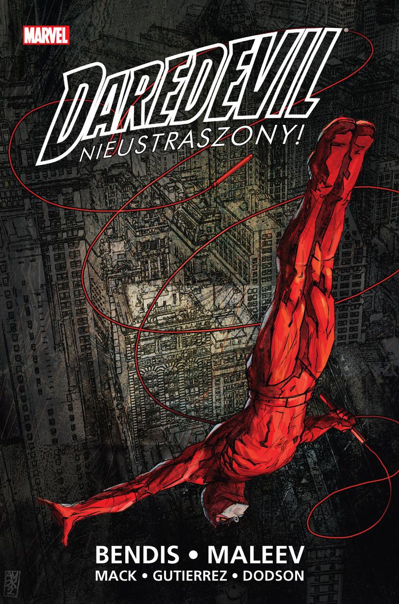 Okładka albumu Daredevil /materiały prasowe