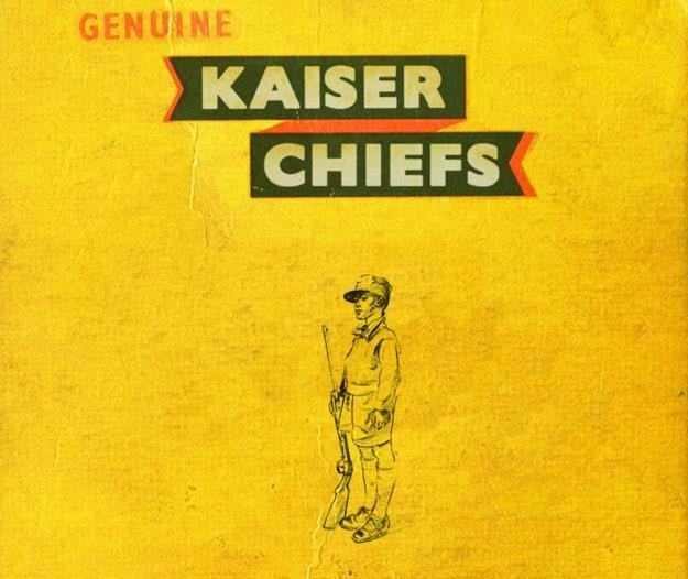 "Okładka albumu ""Education, Education, Education & War"" Kaiser Chiefs /"