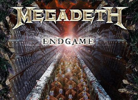 "Okładka albumu ""Endgame"" grupy Megadeth /"