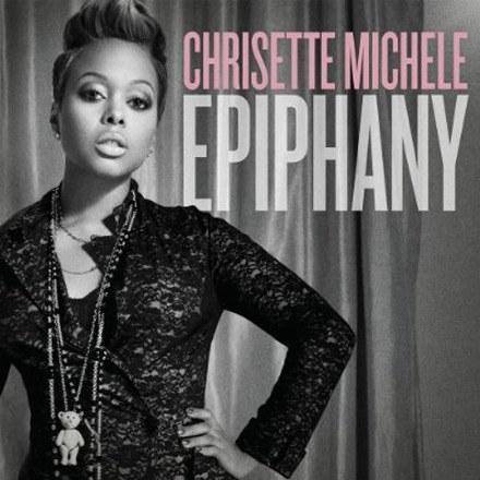 """Okładka albumu """"Epiphany"""" Chrisette Michele /"""