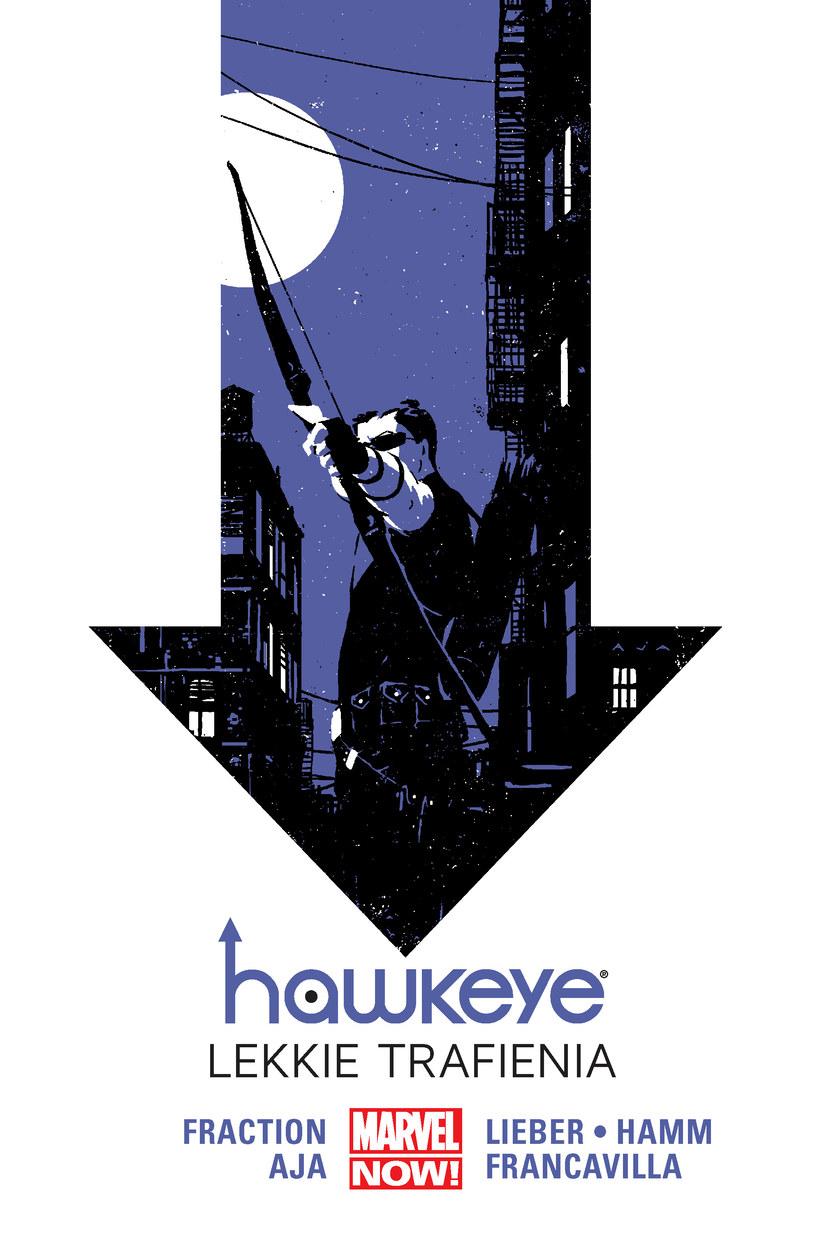 Okładka albumu Hawkeye /materiały prasowe