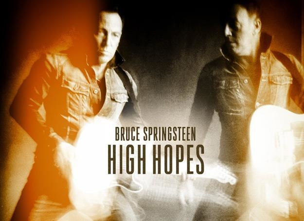 "Okładka albumu ""High Hopes"" Bruce'a Springsteena /"