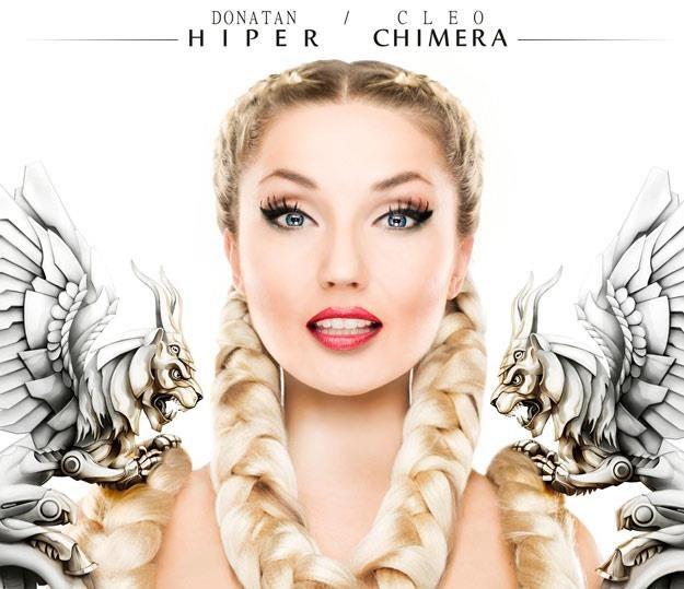 """Okładka albumu """"Hiper / Chimera"""" Donatana i Cleo /"""