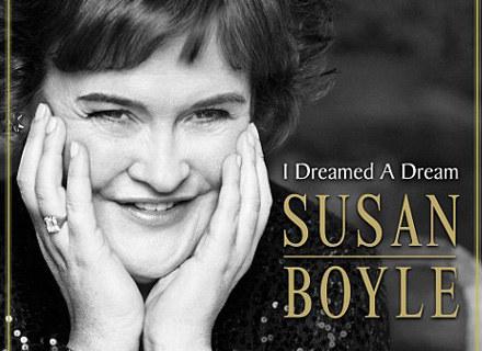 """Okładka albumu """"I Dreamed A Dream"""" Susan Boyle /"""