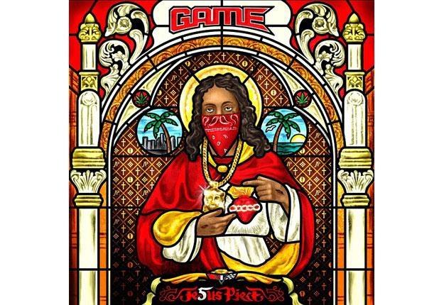 """Okładka albumu """"Jesus Piece"""": Bluźnierstwo /"""