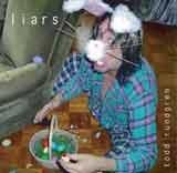 """Okładka albumu """"Liars"""" /"""
