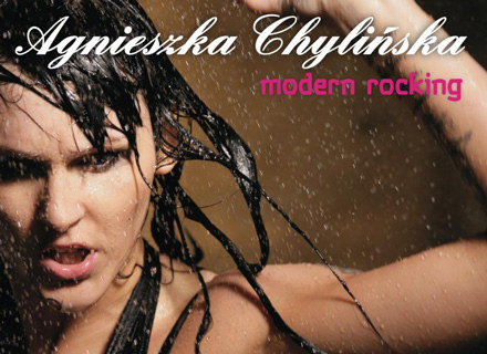 """Okładka albumu """"Modern Rocking"""" Agnieszki Chylińskiej /"""