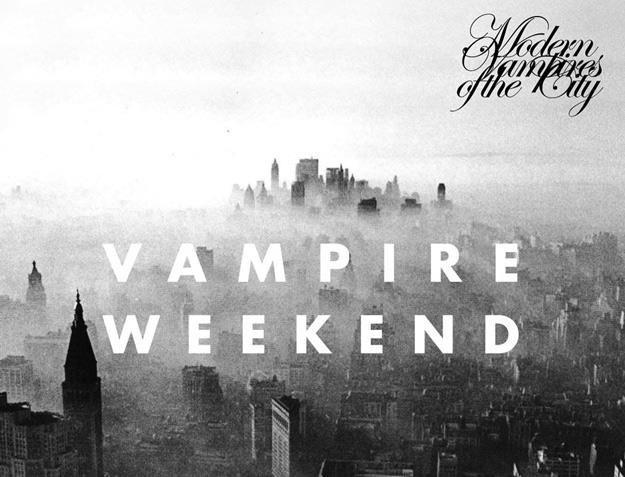 "Okładka albumu ""Modern Vampires Of The City"" Vampire Weekend /"
