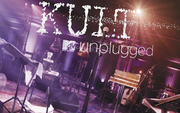 "Okładka albumu ""MTV Unplugged"" grupy Kult /"