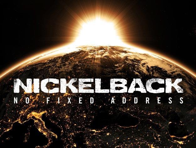 "Okładka albumu ""No Fixed Adress"" grupy Nickelback /"