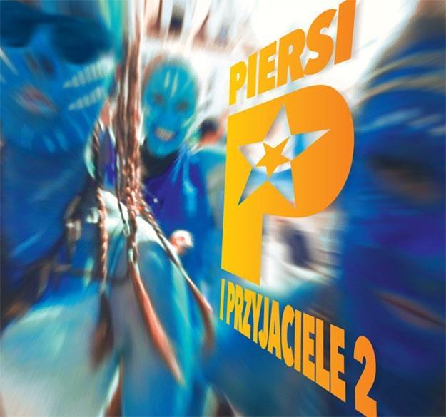 """Okładka albumu """"Piersi i Przyjaciele 2"""" /"""