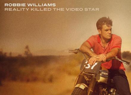 "Okładka albumu ""Reality Killed The Video Star"" /"