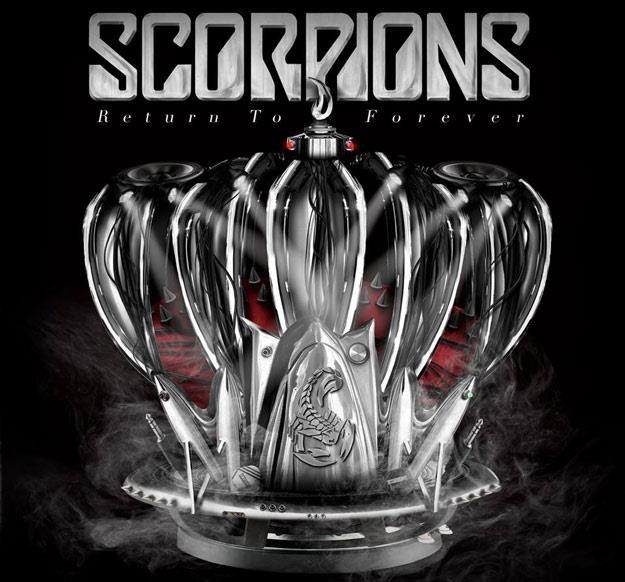 "Okładka albumu ""Return To Forever"" grupy Scorpions /"