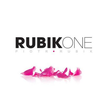 """Okładka albumu """"RubikOne"""" Piotra Rubika /"""