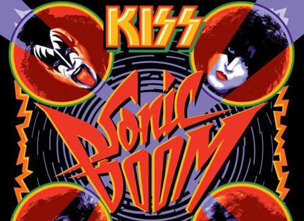 """Okładka albumu """"Sonic Boom"""" /"""