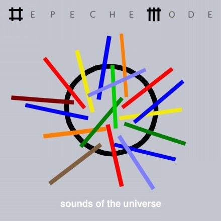 "Okładka albumu ""Sounds Of The Universe"" zespołu Depeche Mode /"