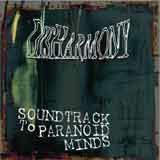 """Okładka albumu """"Soundtrack To Paranoid Minds"""" /"""