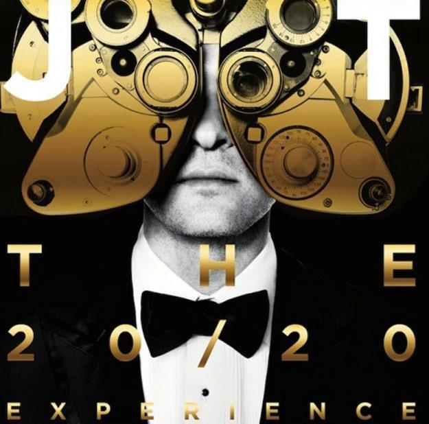 """Okładka albumu """"The 20/20 Experience - 2 of 2"""" Justina Timberlake'a /"""