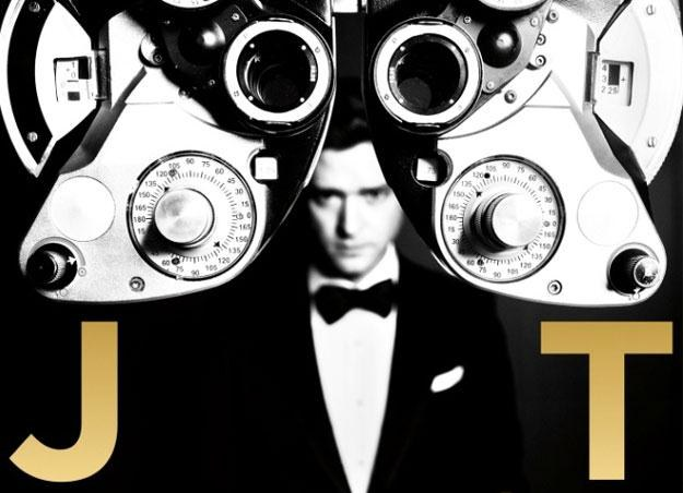 """Okładka albumu """"The 20/20 Experience"""" Justina Timberlake'a /"""