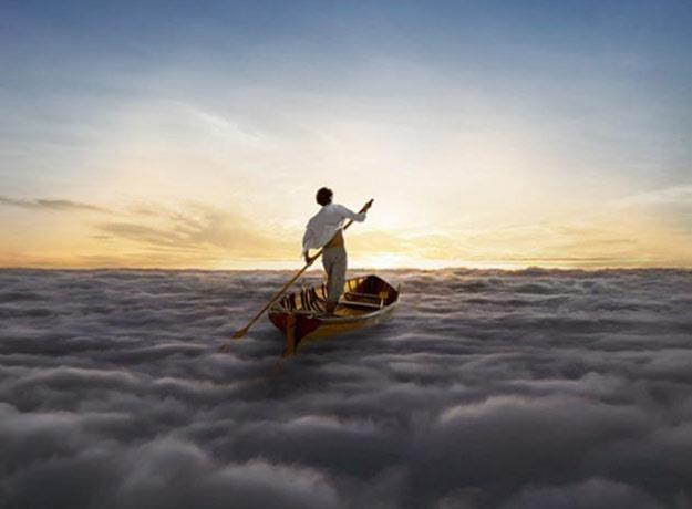 """Okładka albumu """"The Endless River"""" Pink Floyd /"""