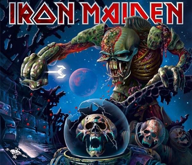 "Okładka albumu ""The Final Frontier"" grupy Iron Maiden /"