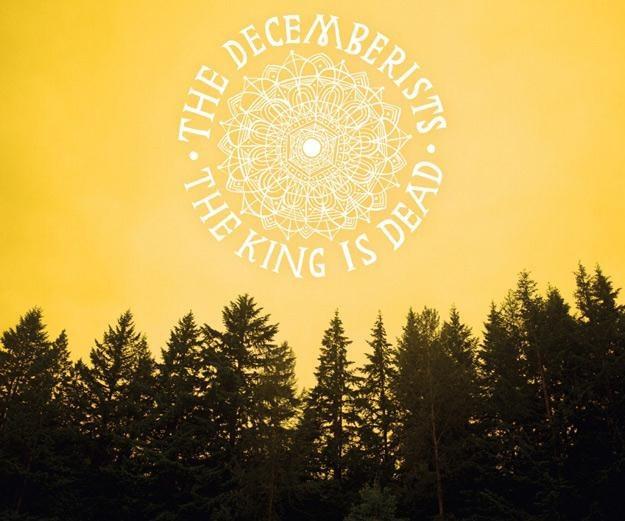 "Okładka albumu ""The King Is Dead"" grupy The Decemberists /"