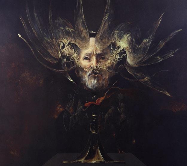 "Okładka albumu ""The Satanist"" Behemotha /"