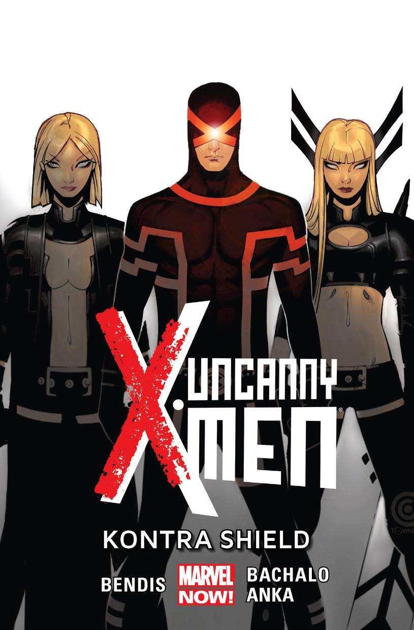 Okładka albumu Uncanny X-Men /materiały prasowe
