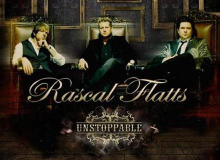 """Okładka albumu """"Unstoppable"""" zespołu Rascal Flatts /"""