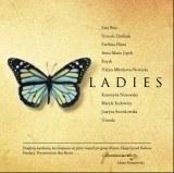 Okładka Albumu wydanego w ramach projektu LADIES /materiały prasowe
