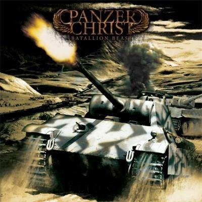 "Okładka ""Battalion Beast"" Panzerchrist /"
