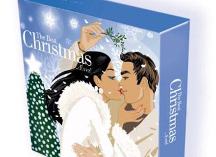 "Okładka boxu ""The Best Christmas... Ever!"" /"