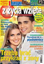 Okładka czasopisma /Z życia wzięte