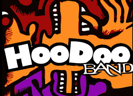 Okładka debiutanckiej płyty HooDoo Band /