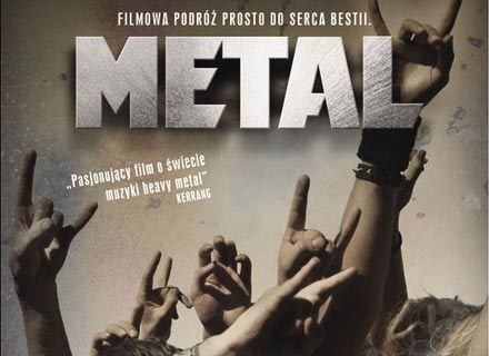 "Okładka DVD ""Metal"" /"